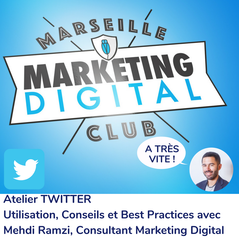 Twitter ATelier Marseille Marketing