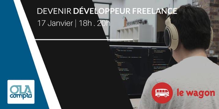 Devenir développeur freelance par OLA COMPTA