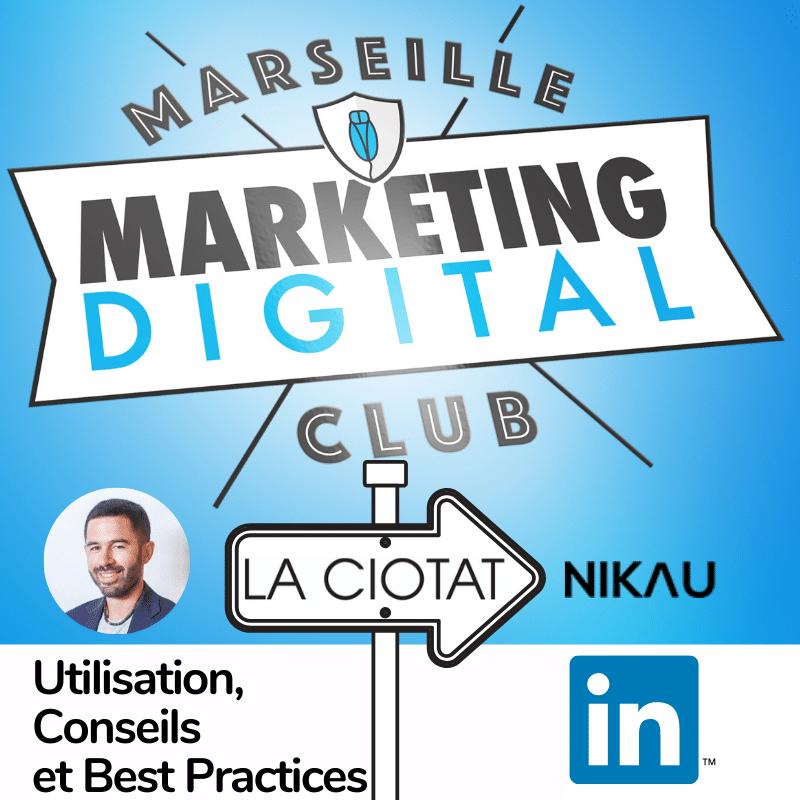 Atelier LinkedIn à La Ciotat