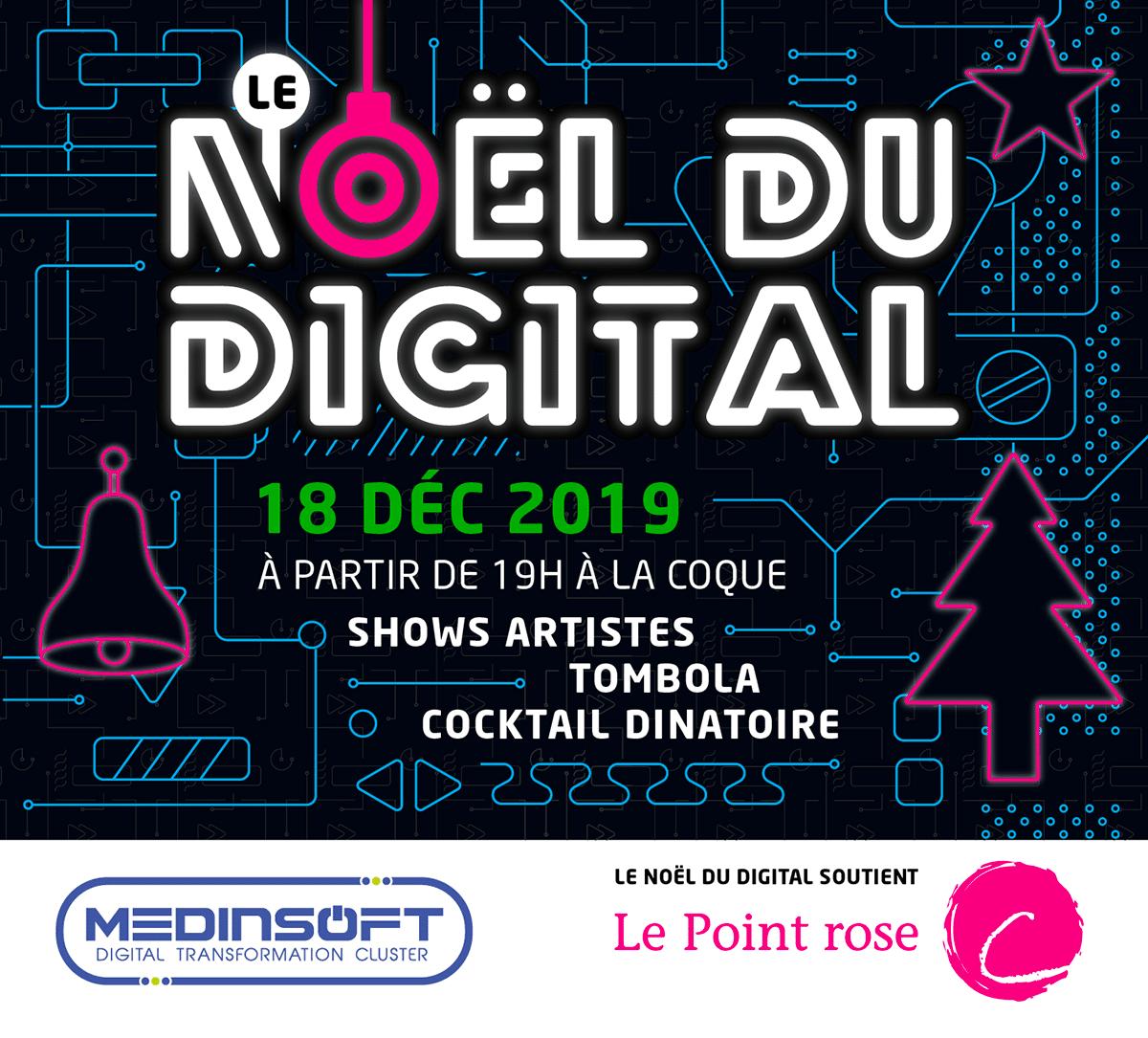 Noël du digital