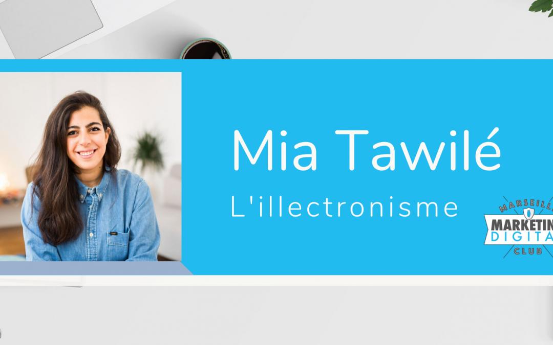 Qu'est-ce que l'illectronisme ?