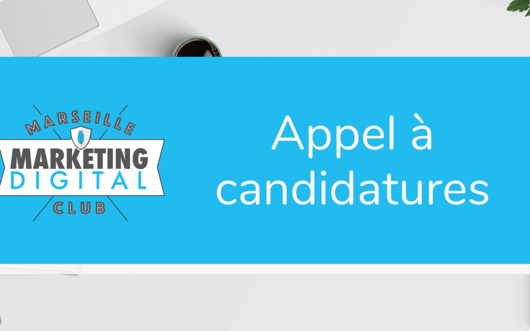 Candidatures AG 2020