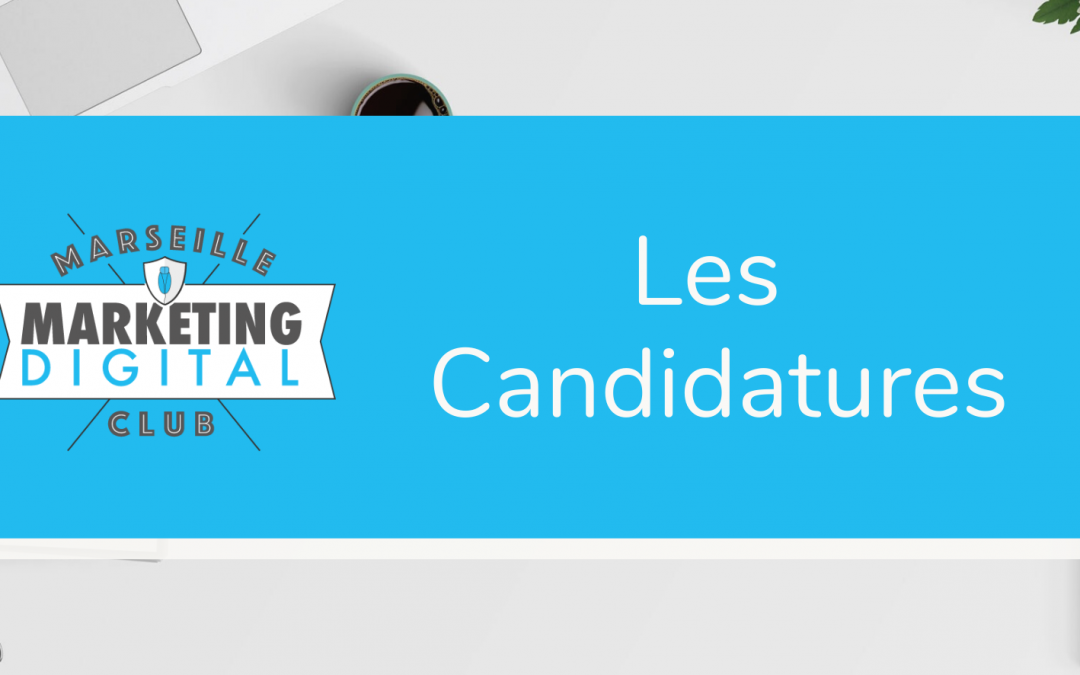 Les Candidatures AG 2020