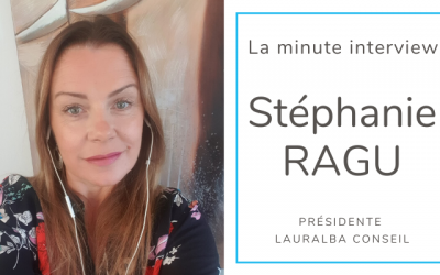 La minute interview -> Stéphanie RAGU