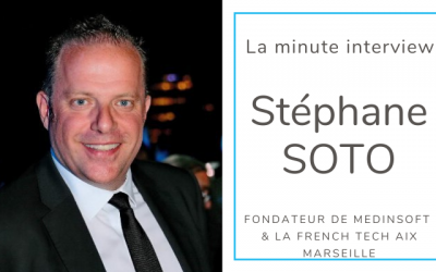 La minute interview -> Stéphane SOTO