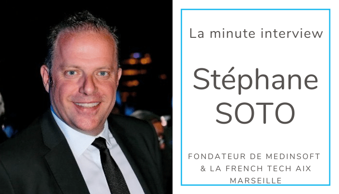 La minute interview Stéphane Soto