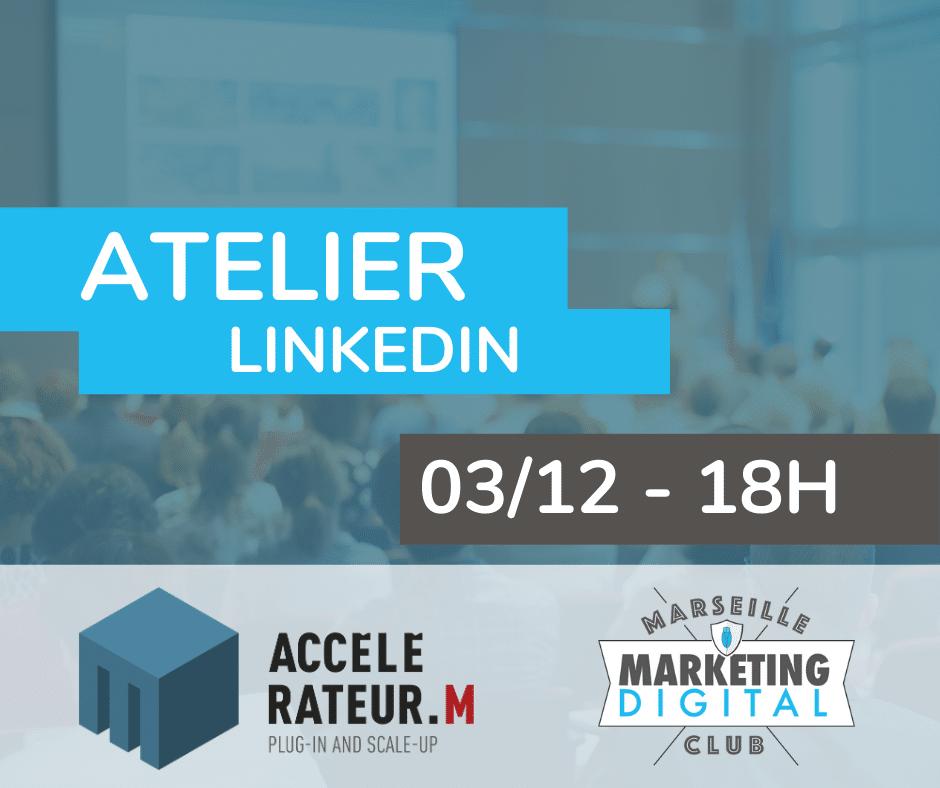 Atelier LinkedIn